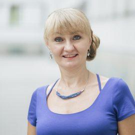 Anna Melusin - Portrait