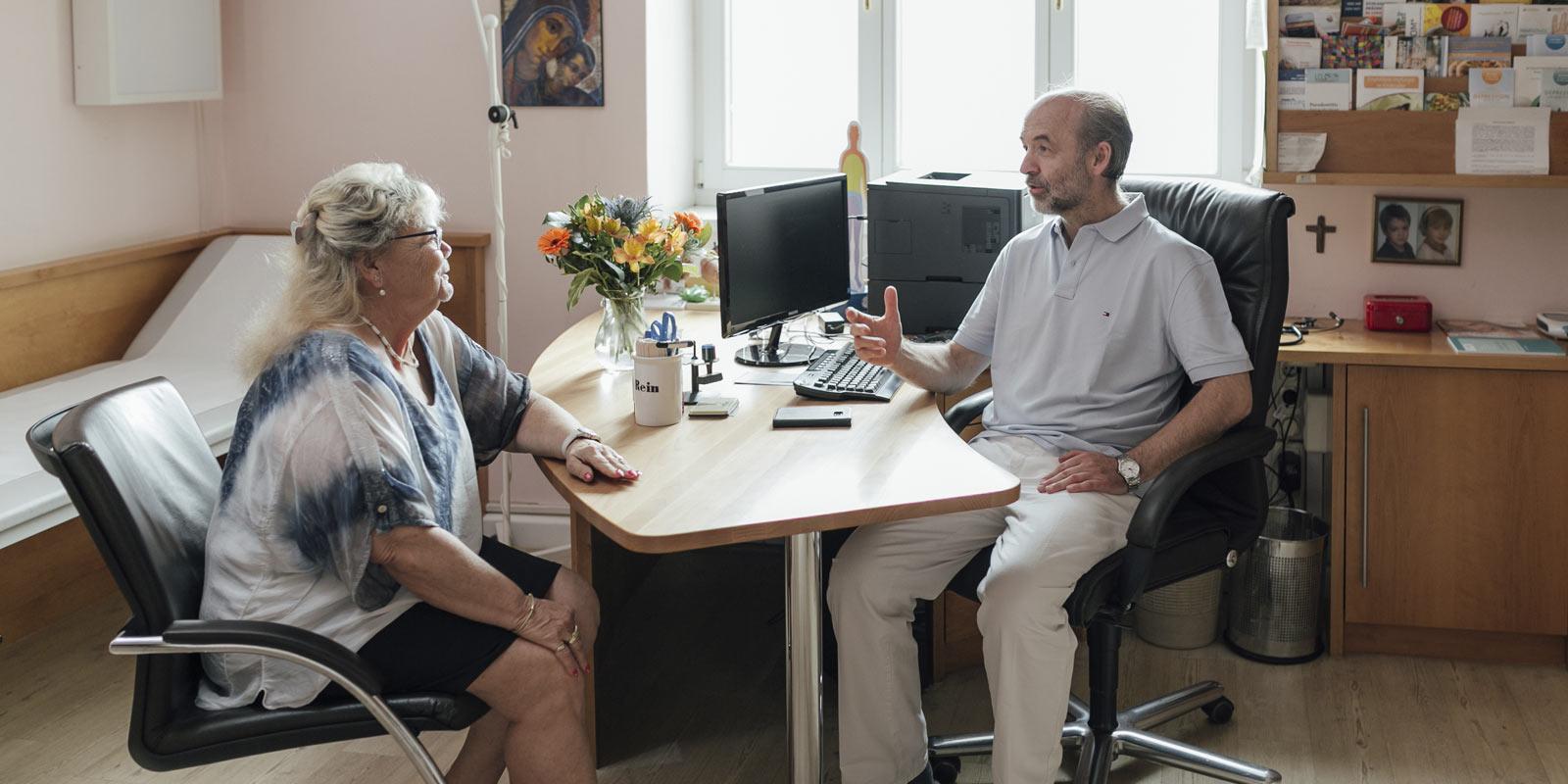 Dr. Ledermüller - Privatordination auf Wunsch